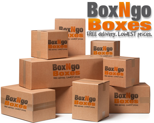 Packing Shipping Courier Boxes Boxngo Boxes