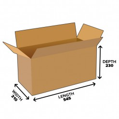 39L Shipping Carton Shipping Box