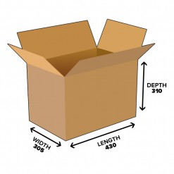 41L Shipping Carton Box