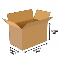 52L Shipping Carton Box