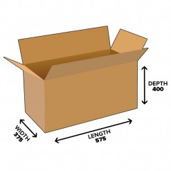 86L Shipping Carton Box
