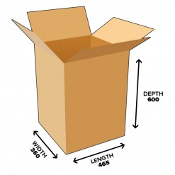 100L Packing Carton