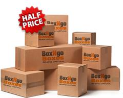 Packing moving boxes Adelaide. Free delivery.