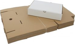 12.8L Large Flat Rate Mailer Boxes