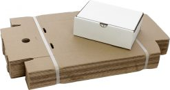 2.6L Small Flat Rate Mailer Boxes